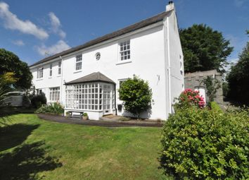 Thumbnail 5 bed detached house for sale in Kingston, Kingsbridge, South Devon