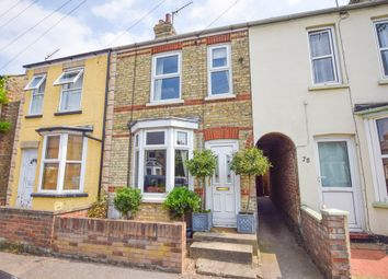 Thumbnail 2 bedroom terraced house for sale in St. Philips Road, Newmarket