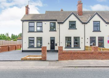 Thumbnail 3 bed semi-detached house for sale in Skellow Road, Carcroft, Doncaster