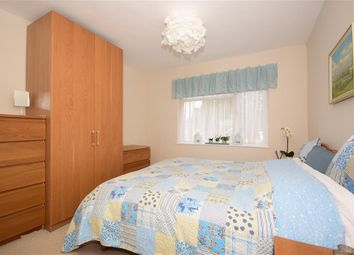 Thumbnail 2 bed flat for sale in Serbin Close, London