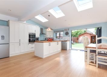 Thumbnail 4 bed terraced house for sale in Victoria Avenue, Hillingdon, Middlesex