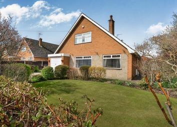 Thumbnail 4 bed bungalow for sale in Eastlands Lane, Church Warsop, Mansfield, Nottinghamshire