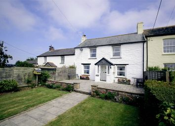 Thumbnail 3 bedroom cottage for sale in The Row, Veryan Green, Truro