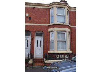 Thumbnail 3 bed terraced house to rent in Adelaide Road, Liverpool
