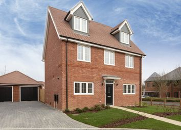 Thumbnail 4 bed detached house for sale in 9 Westland Close, Haddenham, Aylesbury