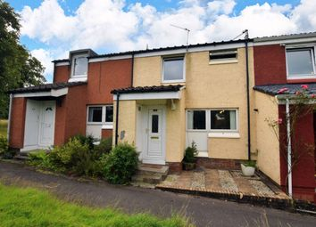 Thumbnail 2 bedroom terraced house for sale in Caley Brae, Uddingston, Glasgow