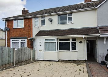 Thumbnail 3 bed terraced house for sale in Chapel Street, Brownhills, Walsall