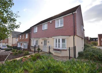 Thumbnail 4 bed detached house for sale in Spoonbill Rise, Bracknell, Berkshire