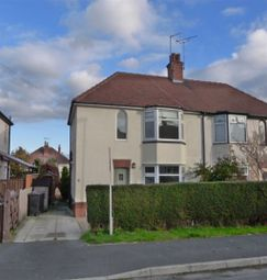 Thumbnail 3 bed semi-detached house to rent in Coniston Road, Harrogate