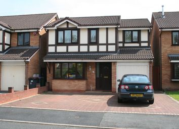 Thumbnail 4 bedroom detached house for sale in Townsend Croft, Telford