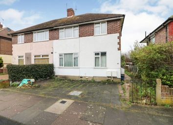 Thumbnail 2 bed flat for sale in Dryden Close, Ilford