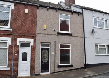 Thumbnail 2 bed terraced house for sale in Dixon Street, Featherstone, Pontefract