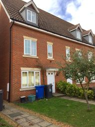 Thumbnail 4 bed semi-detached house to rent in Whistlefish Court, Norwich