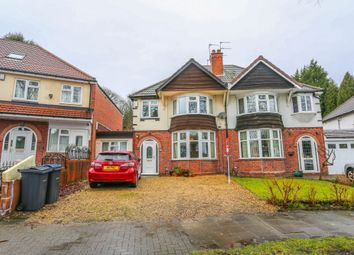 Thumbnail 1 bed flat to rent in Wadhurst Road, Birmingham