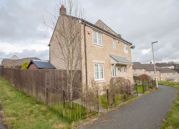 Thumbnail 3 bed semi-detached house for sale in Claytonia Close, Roborough, Plymouth