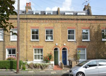 Thumbnail 4 bedroom terraced house for sale in Lillian Road, Barnes