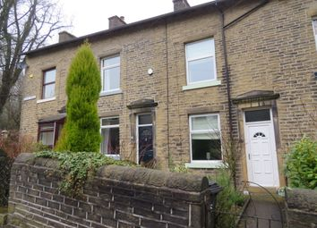 Thumbnail 2 bed terraced house for sale in Willow Terrace, Sowerby Bridge