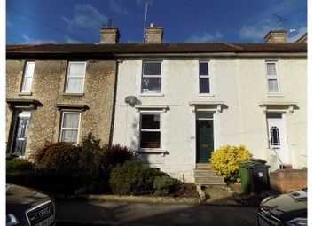 Thumbnail 3 bed terraced house for sale in Upper Fant Road, Maidstone