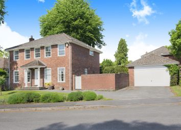Thumbnail 4 bed detached house for sale in Ashfield Close, Midhurst