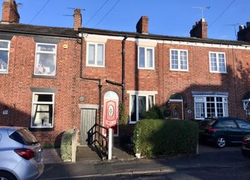 Thumbnail 2 Bed Terraced House For Sale In Park Lane Sandbach Cheshire