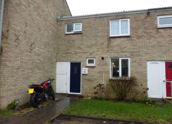 Thumbnail 3 bed terraced house for sale in Sprignall, South Bretton, Peterborough