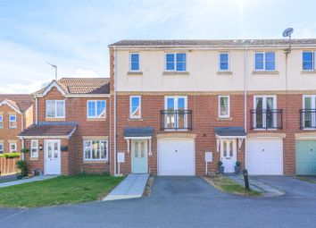 Thumbnail 3 bed town house for sale in Ashby Meadows, Spilsby