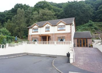 Thumbnail 4 bed detached house for sale in 9 Cwm Darran Place, Deri, Bargoed, Caerphilly