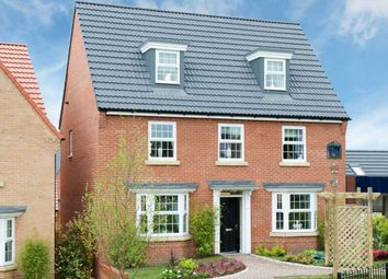"Thumbnail 5 bed detached house for sale in ""Emerson"" at Lowfield Road, Anlaby, Hull"