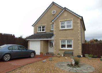 Thumbnail 4 bed detached house for sale in Drumbowie View, Balloch, Cumbernauld G68, North Lanarkshire