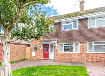 Thumbnail 3 bed semi-detached house for sale in Dormer Avenue, Wing, Leighton Buzzard