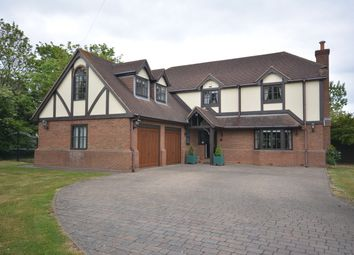 Thumbnail 5 bed detached house for sale in North Road, South Ockendon