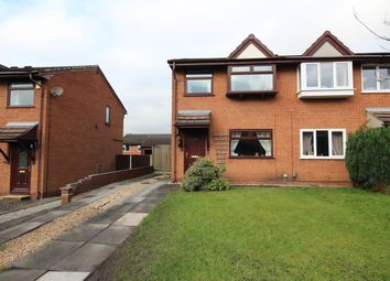 Thumbnail 3 bed semi-detached house for sale in Longmeadows, Chorley, Lancashire