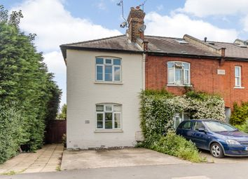 Thumbnail 2 bed end terrace house for sale in Coverts Road, Esher, Surrey