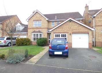 Thumbnail 6 bed detached house for sale in Barkston Drive, Peterborough, Peterborough, Cambridgeshire