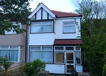 Thumbnail 3 bed end terrace house for sale in Morden Road, London