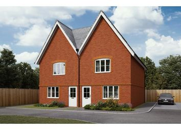 Thumbnail 3 bed semi-detached house for sale in High Ground, Swindon