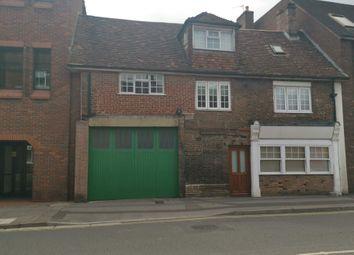 Thumbnail 4 bedroom terraced house to rent in Castle Street, Salisbury