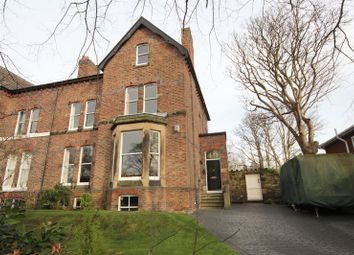Thumbnail 6 bed semi-detached house for sale in Rose Mount, Prenton