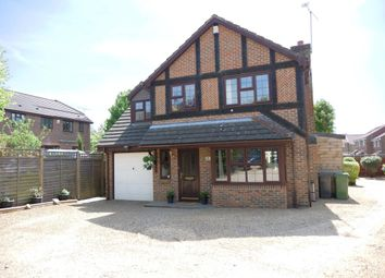 Thumbnail 4 bed detached house for sale in Lodsworth Close, Clanfield, Waterlooville