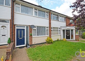 Thumbnail 3 bed terraced house for sale in St. Clements Close, Benfleet