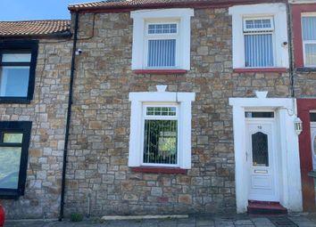 Thumbnail 3 bed terraced house for sale in Church Street, Pontlottyn, Rhymney, Caerphilly Borough