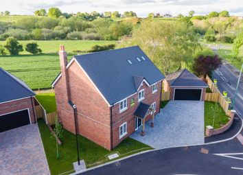 Thumbnail 5 bedroom detached house for sale in 10 Winney Hill View, Ellesmere Road, Shrewsbury