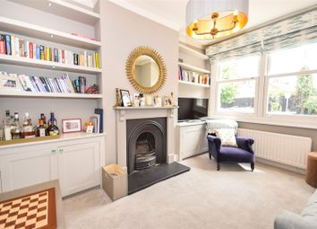 Thumbnail 3 bed terraced house to rent in Effra Road, London