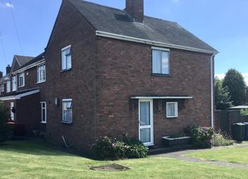 Thumbnail 2 bed semi-detached house for sale in Petersfield, Cannock