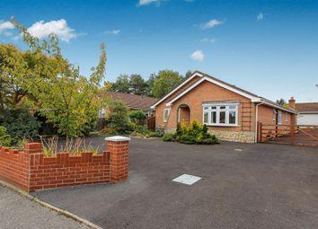Thumbnail 4 bed detached bungalow for sale in Laburnum Close, Verwood