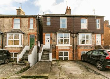 Thumbnail 5 bed semi-detached house for sale in Earlsbrook Road, Redhill