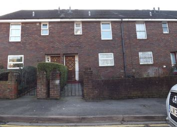 Thumbnail 3 bed terraced house to rent in Otterbourne Road, Croydon