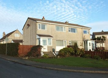Thumbnail 3 bed semi-detached house for sale in Wybourn Grove, Onchan, Isle Of Man