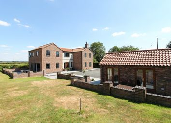 Thumbnail 4 bed detached house for sale in High Street, Kexby, Gainsborough