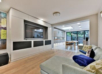 Thumbnail 4 bed terraced house for sale in Clarence Avenue, London